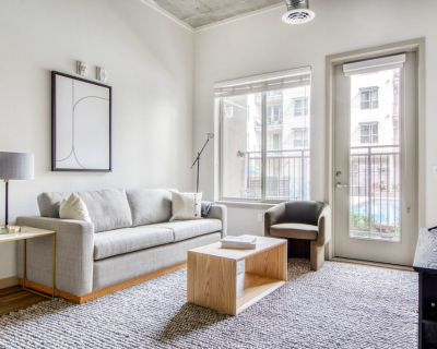 Dreamy Sloan's Lake 1BR w/ Gym, Pool, W/D, 1 block to park, by Blueground - West Colfax