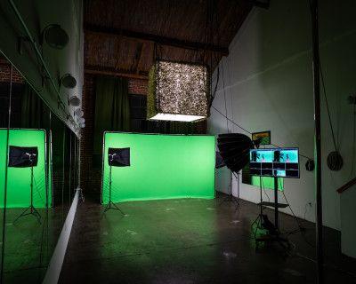 Spacious West Oakland Live Stream / Video / Photo Studio (with Microblading Studio), Oakland, CA