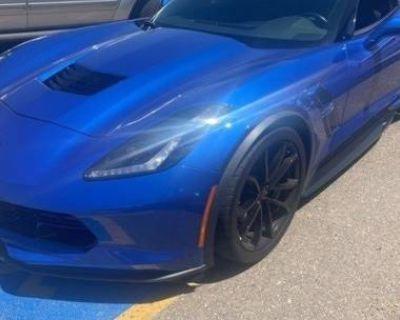 2019 Chevrolet Corvette Grand Sport 1LT