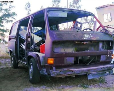 Vanagon Body panels you cut and save $