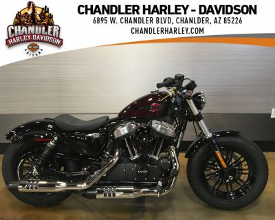 New 2021 Harley-Davidson Forty-Eight Sportster XL1200X