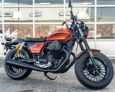 2020 Moto Guzzi V9 Bobber Sport Cruiser Houston, TX