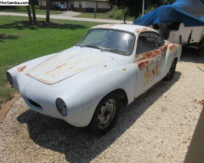 Selling parts from my 1970 Ghia