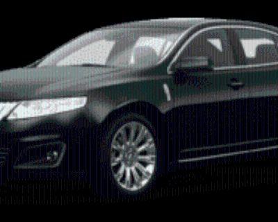 2009 Lincoln MKS 3.7L AWD