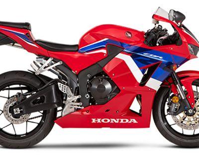 2021 Honda CBR600RR Supersport Chico, CA