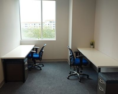 Private Office for 4 at TWO39WORK