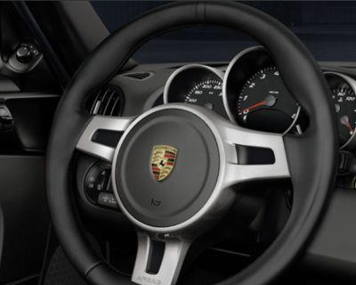 997 Sport Design Steering Wheel, Manual