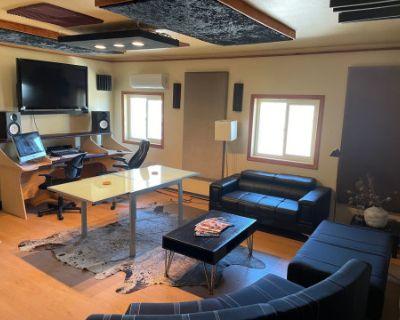 Hollywood Private Recording Studio, Los Angeles, CA