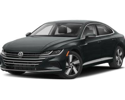 New 2021 Volkswagen Arteon SE FWD 4dr Car