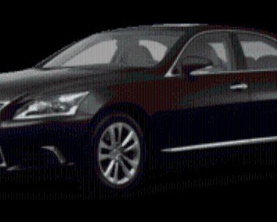 2013 Lexus LS LS 460