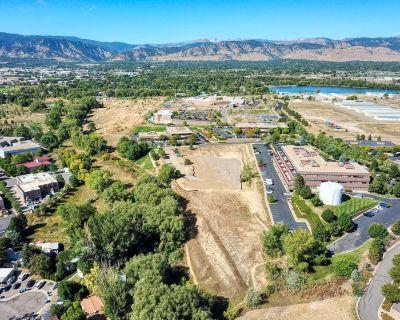 Shovel-Ready Lot for Sale in East Boulder