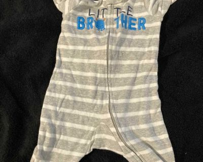 0-6 month baby clothes
