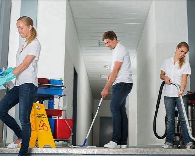 Commercial Cleaning Louisville