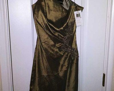 New Jessica McClintock dress size 6