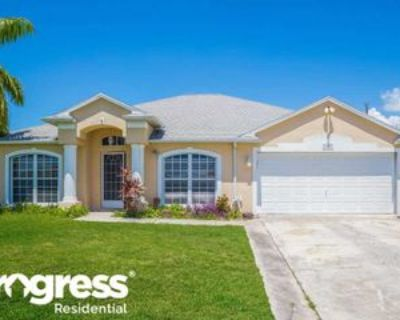 1103 Sw 40th Ter, Cape Coral, FL 33914 3 Bedroom House