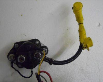 Starter Solenoid 817109a 2 Mercury 150hp Outboard Motor