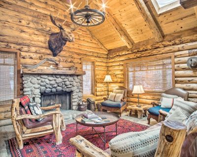 Remodeled Idyllwild Cabin w/Hot Tub & Forest Views - Fern Valley
