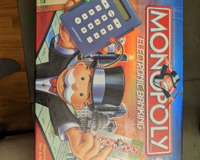 Monopoly Game - Electronic Banking