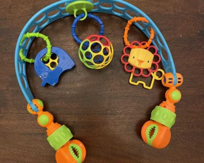 Oball activity arch