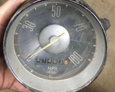 9/69 speedometer