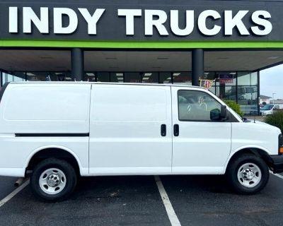 2014 Chevrolet Express Work Van