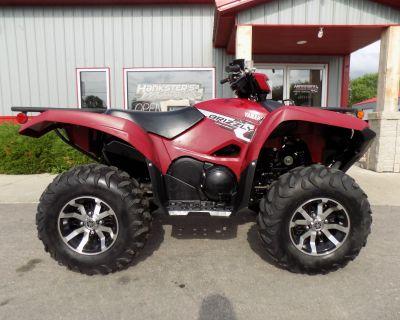 2019 Yamaha Grizzly EPS ATV Utility Janesville, WI