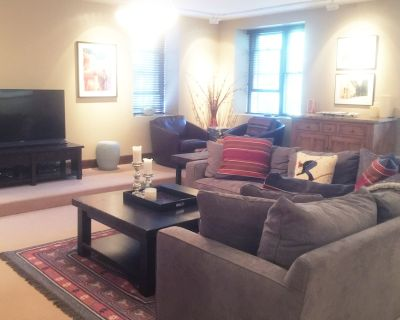 Spacious 3 Bedroom Park City Condo Steps from Main Street - Downtown Park City