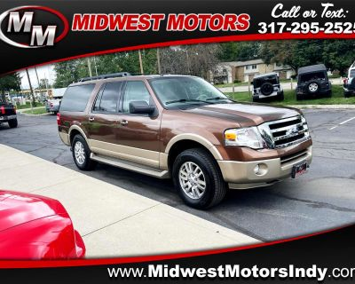 Used 2012 Ford Expedition EL 4WD 4dr XLT