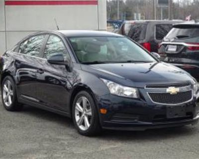 2014 Chevrolet Cruze LT with 2LT Automatic