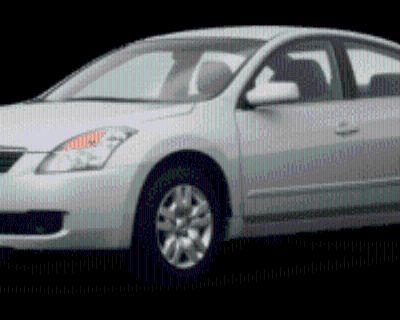 2009 Nissan Altima 2.5 Sedan CVT