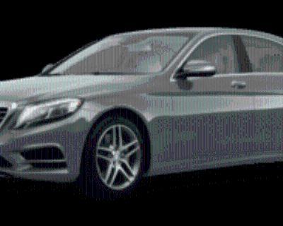 2014 Mercedes-Benz S-Class S 550 Sedan RWD