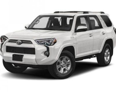 New 2021 Toyota 4Runner SR5 Premium 4WD