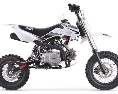 2021 SSR Motorsports SR110 Semi Motorcycle Off Road Little Rock, AR