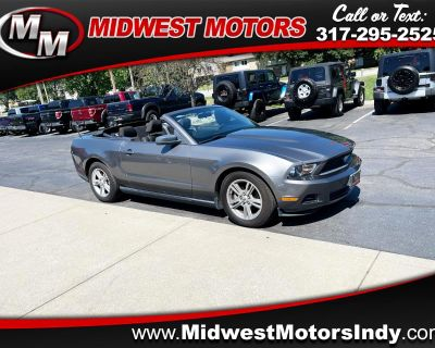 Used 2010 Ford Mustang 2dr Conv V6