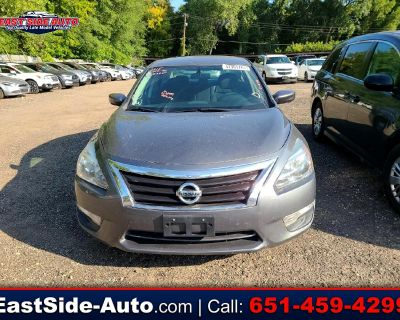 Used 2015 Nissan Altima 4dr Sdn I4 2.5 S
