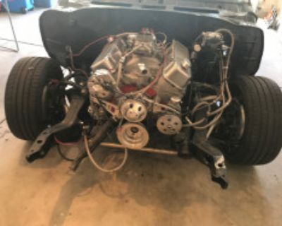 1972 Chevelle for sale or trade for nice travel trailer
