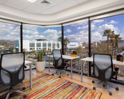 """Private office for 3-4 people ALL INCLUSIVE at """"145 S. Fairfax Avenue Los Angeles United States"""""""
