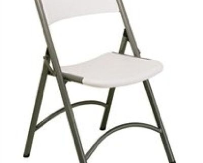 Brown Poly Folding Chair at Wholesale Chairs and Tables
