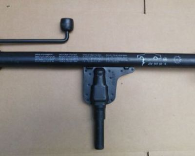 00-06 Mercedes W215 Cl500 Cl600 S430 S500 S600 Emergency Spare Tire Jack Oem