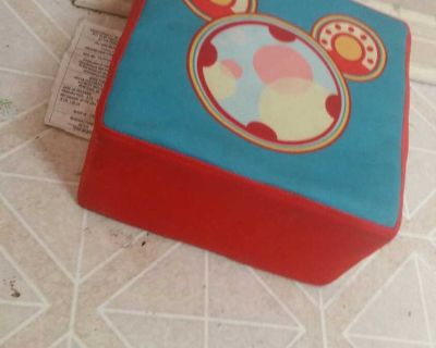 Small Mickey Mouse Stool