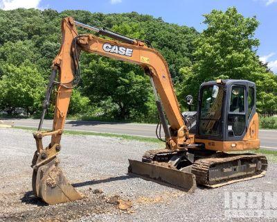 2013 Case CX80C Mini Excavator