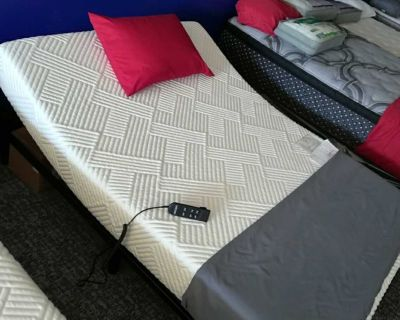 Queen/King Mattress Sets(Pillowtops, Memory Foam, Firm, Adjustable Bases & more!) IN-STOCK