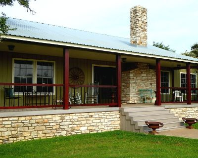 Book 3 nights/ 4th night FREE! Perfect for gatherings. - Fredericksburg