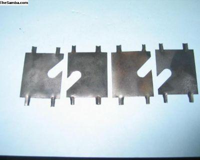 Cylinder Head Air Deflectors