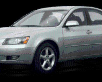 2008 Hyundai Sonata Limited