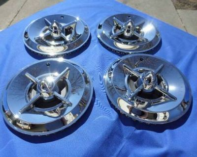 """Accessories - Not Make Specific: New 15"""" Dodge Lancer Spinner Hubcaps"""
