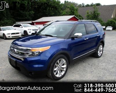 Used 2014 Ford Explorer XLT FWD