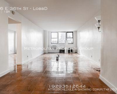 24 Hr Concierge, Doorman, Elevator, Gym, Close to Subway, Diplomats OK, Laundry in Building