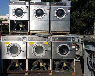 Coin Operated Speed Queen Super 20/II Front Load Washer