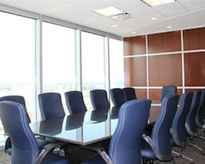 Private Meeting Room for 16 at Office Space & Solutions Norfolk